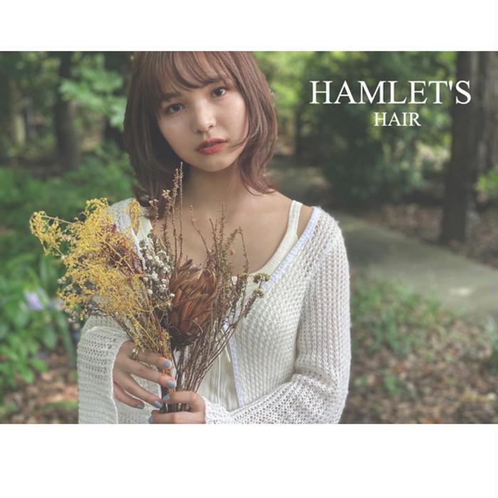 hamlets所属・inagaki misatoの掲載