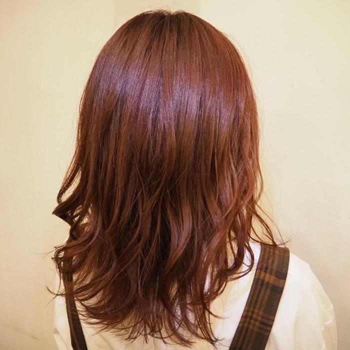 hair-lounge houm.所属・早坂 麻美の掲載