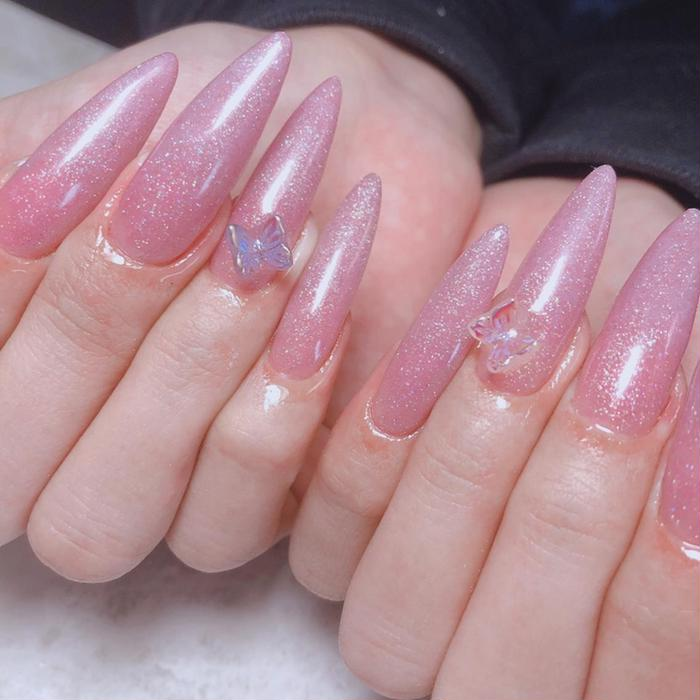 Nailsalon treasure所属・is hirokoの掲載
