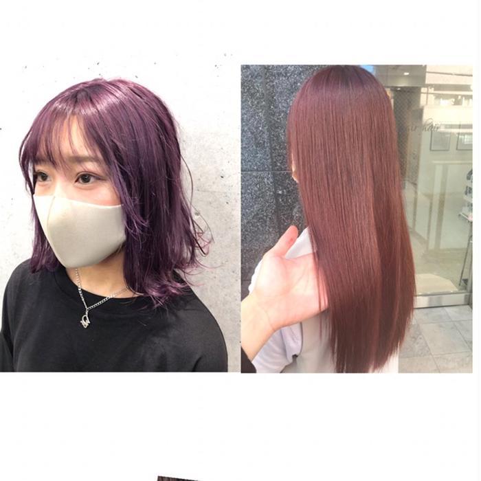 agir hair赤羽駅南口店所属・🌷暖色カラー SOTA🌷の掲載