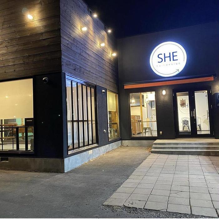 「SHE」hair design所属・桑名 絵梨の掲載