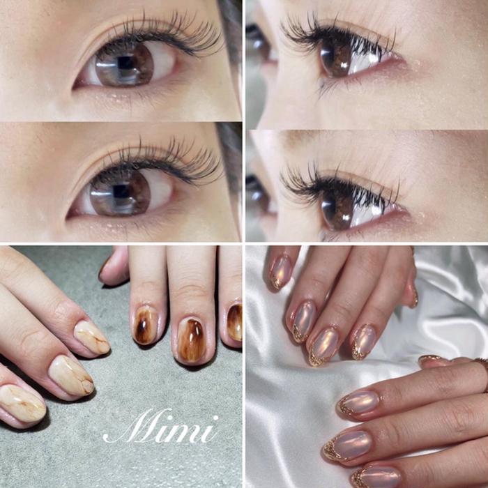 Mimi Nail所属・nail&eye lash Mimiの掲載