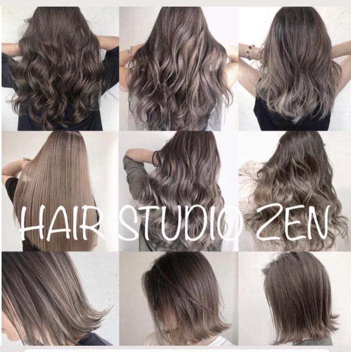 hair  studio zen所属・宗川 愛の掲載