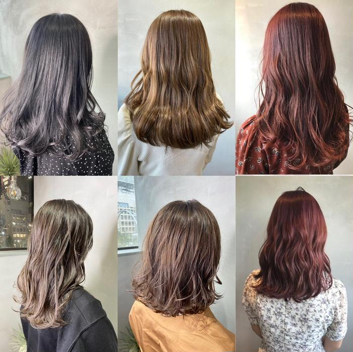 La fith hair charme   渋谷店所属・✨ブリーチなしカラー ✨林裕也✂️の掲載