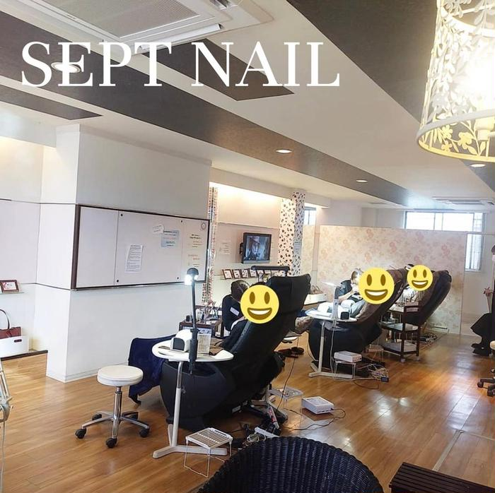 SEPT NAIL三条店所属・SEPTNAIL 山下弥生の掲載