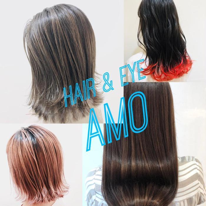 Hair&Eye    AMO所属・柴崎 正人の掲載