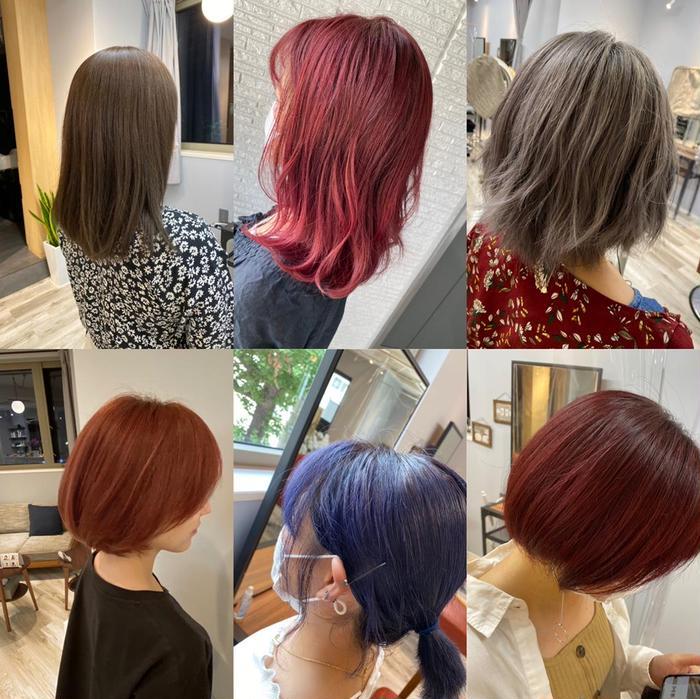 luxe hair partner所属・檜田 優里香の掲載