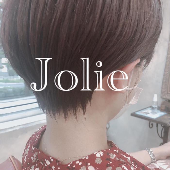 N° jolie【ナンバージョリ】所属・✨大人美人ショート 【店長】オグ✂️の掲載