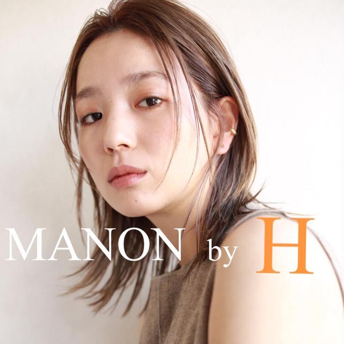 MANON by H所属・topstylist 倉家聖の掲載