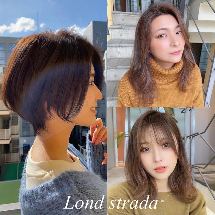 lond strada所属・🌟モテ髪🌟 店長 津賀涼の掲載