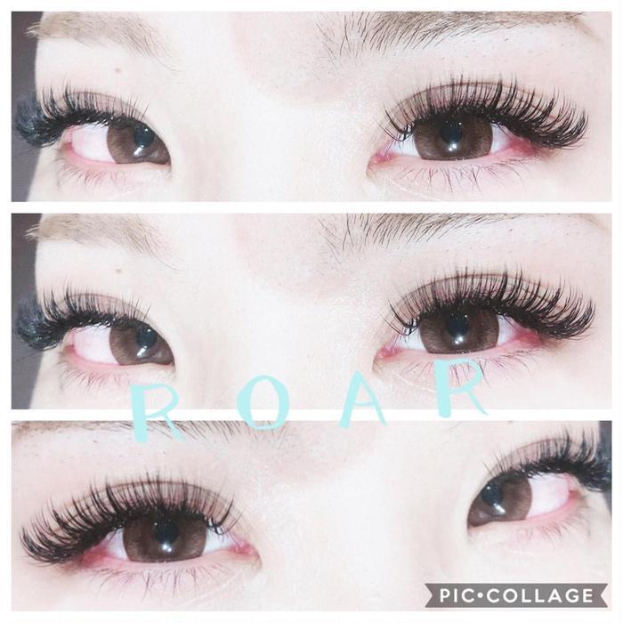 ROAR eyelash所属・ROAR🌹 eyelashの掲載