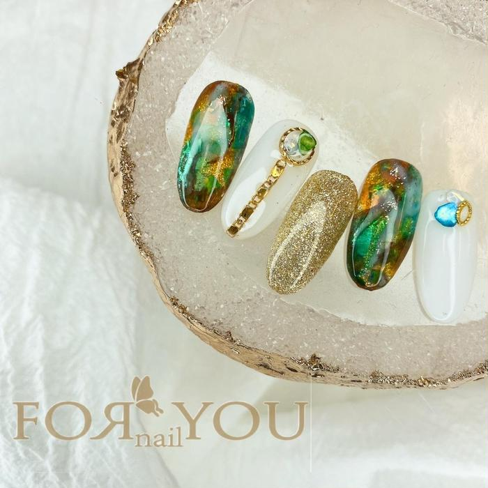 For you Nail所属・For you Marinaの掲載