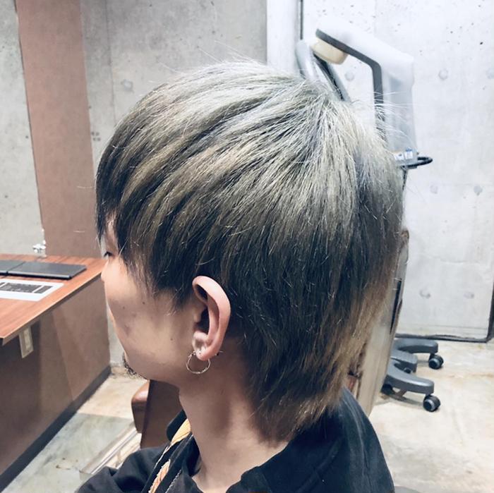 SHIFTメンズサロン渡辺通店所属・笹田 昂希の掲載